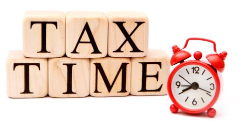 До уваги платників податків! Добігає кінця термін сплати податків за II квартал 2017 року