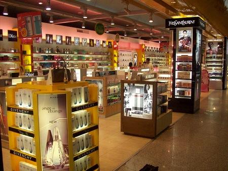 Дьюти фри, Шереметьево - магазины, алкоголь, парфюмерия