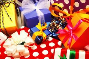 Новорічні подарунки дітлахам без ПДВ